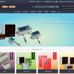 طراحی سایت شرکت مهندسی تیکا