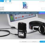 ظراحی سایت فروشگاه اینترنتی کالای اورجینال