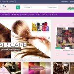 طراحی سایت فروشگاه اینترنتی رخ نگار