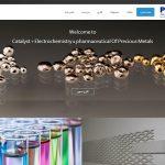 طراحی سایت پژوهشگران نوین پویش بامداد