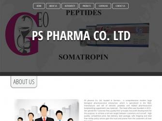 PS PHARMA CO. LTD